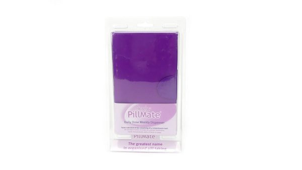 Daily Weeking Dose Pill Dispenser Shantys Pillmate-1