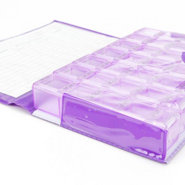 Daily Weeking Dose Pill Dispenser Shantys Pillmate-8
