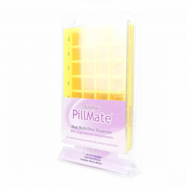 Large Maxi Multi-Dose Pill Dispenser - Shantys Pillmate-2