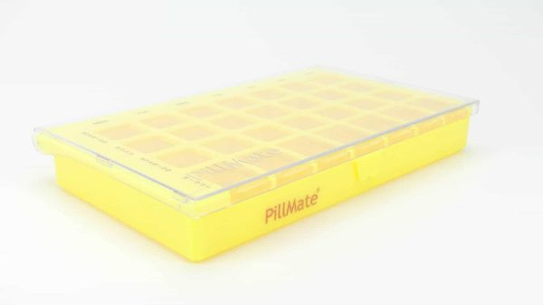 Large Maxi Multi-Dose Pill Dispenser - Shantys Pillmate-3