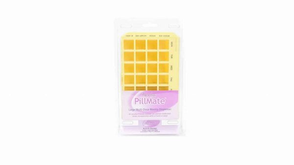 Large Multi-Dose Pill Dispenser - Shantys Pillmate-1