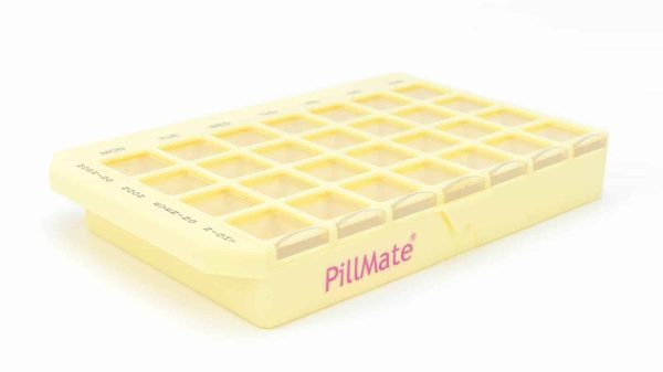 Large Multi-Dose Pill Dispenser - Shantys Pillmate-3
