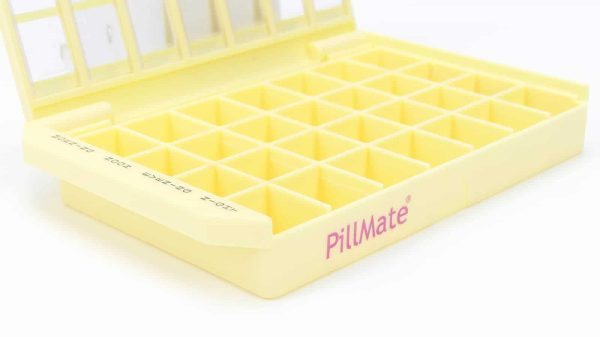 Large Multi-Dose Pill Dispenser - Shantys Pillmate-5