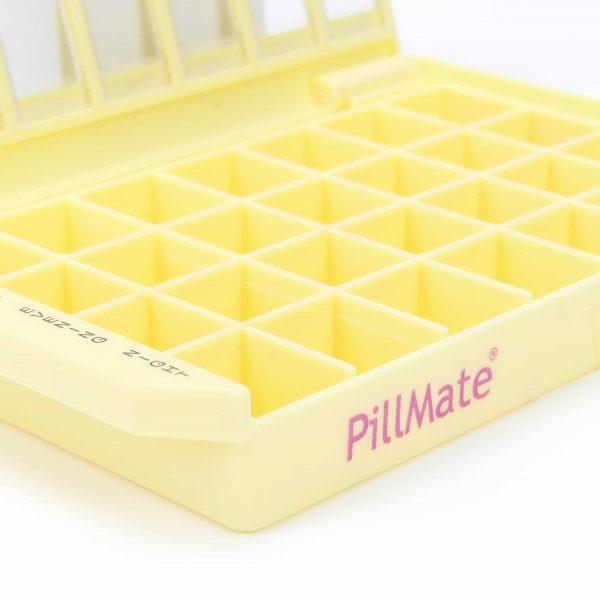 Large Multi-Dose Pill Dispenser - Shantys Pillmate-5