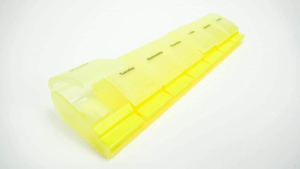 Pillmate Pill Box Auto Large Weekly Pill Dispenser - 3