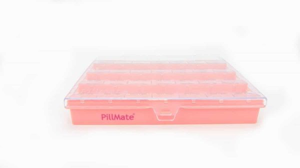 Pillmate Pill Box Extra Large Comparments Weekly - 8