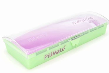 Twice Daily Dose Weekly Pill Dispenser - Shantys Pillmate-3