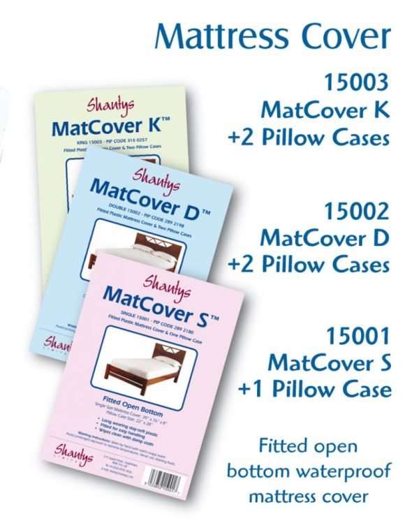 15001-3 Mattress Covers
