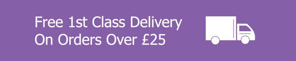 Free Delivery 1st Class
