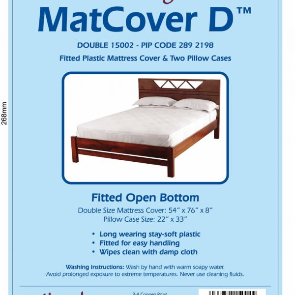 Mattress Cover Double