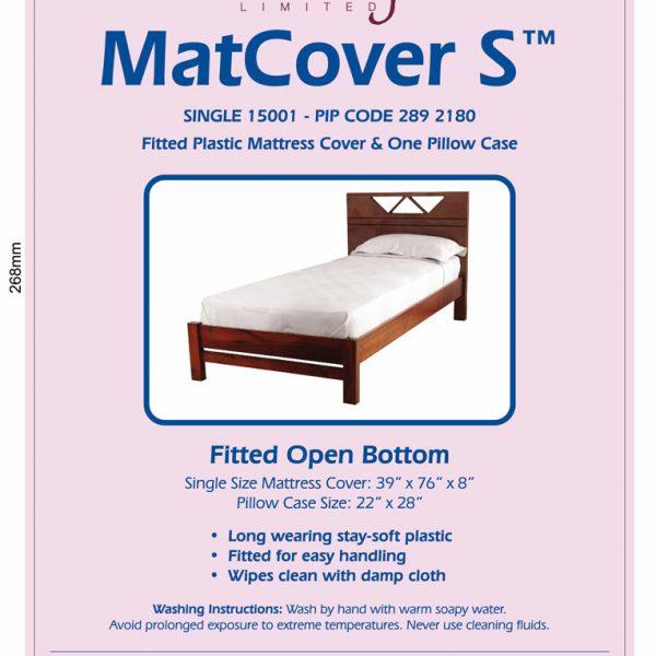 Mattress Cover Single