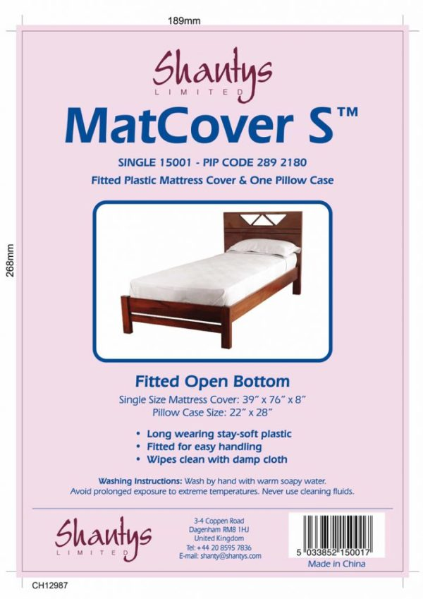 Mattress Cover Single