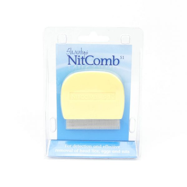 Nit Comb Lice Removal Shantys S1-1