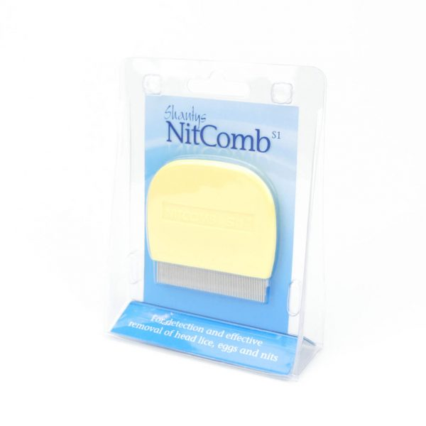 Nit Comb Lice Removal Shantys S1-2