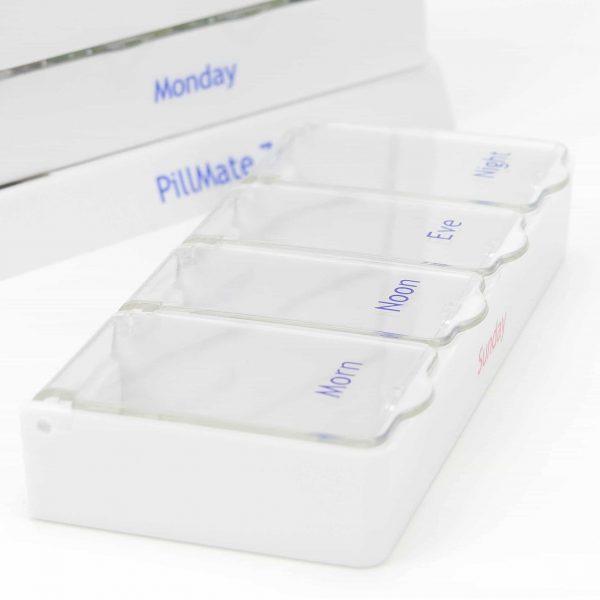 Pillmate Seven Weekley Pill Dispenser Shantys Pillmate-12