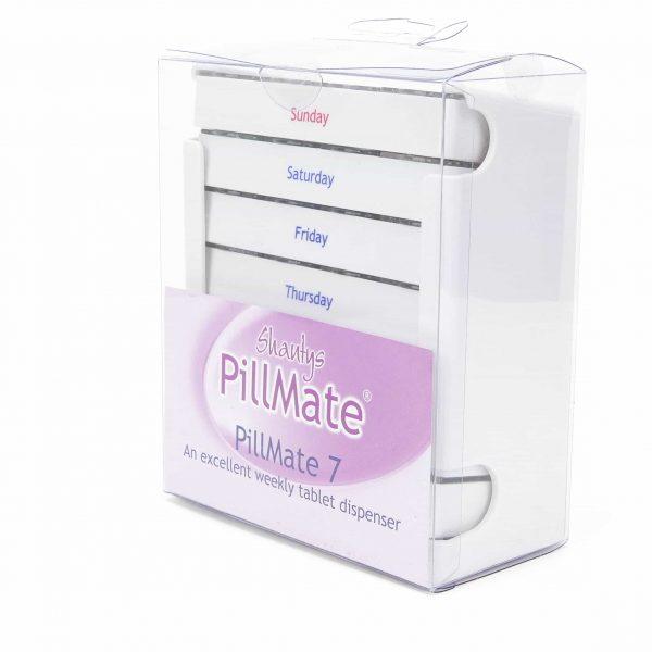 Pillmate Seven Weekley Pill Dispenser Shantys Pillmate-2