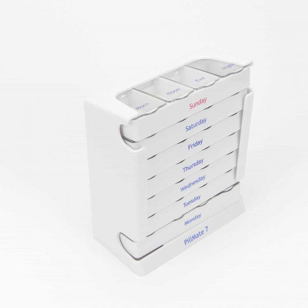 Pillmate Seven Weekley Pill Dispenser Shantys Pillmate-9