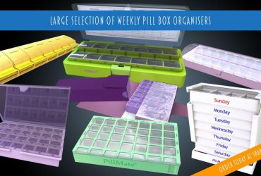 Benefits of using pill boxes