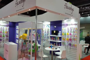 Shantys - Pillboxes - Arab Health Show 2018 UAE - 1