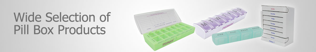 Wide Selection of Pill Box Products