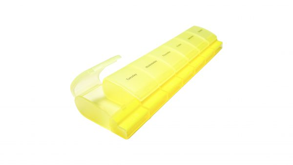Auto Large 7 Day Shantys Pillmate Daily Medication Tablets Organiser Use Labelled With Days Large Product 1 London Uk 319049