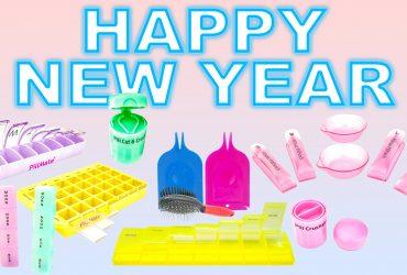 Shantys Happy New Year Thumbnail Pillbox Company Medication Accesories Management Pillbox Sorter Dosage Suffolk Essex Norfolk Thu2